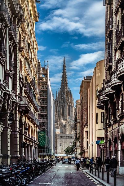 Barcelona City Center