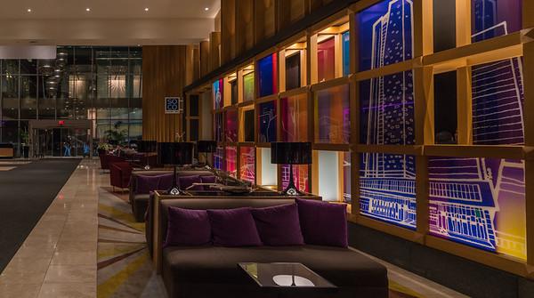 Toronto Hotel Lobby