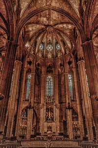 Cathedral of Barcelona 1
