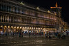 Night Scene of St Marks Square