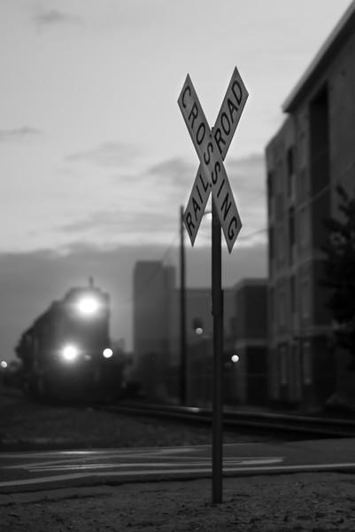 Six O'Clock Train