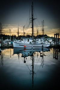 Ucluelet Fishing Vessel