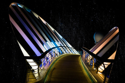 Cruise Ships Are Like Spaceships