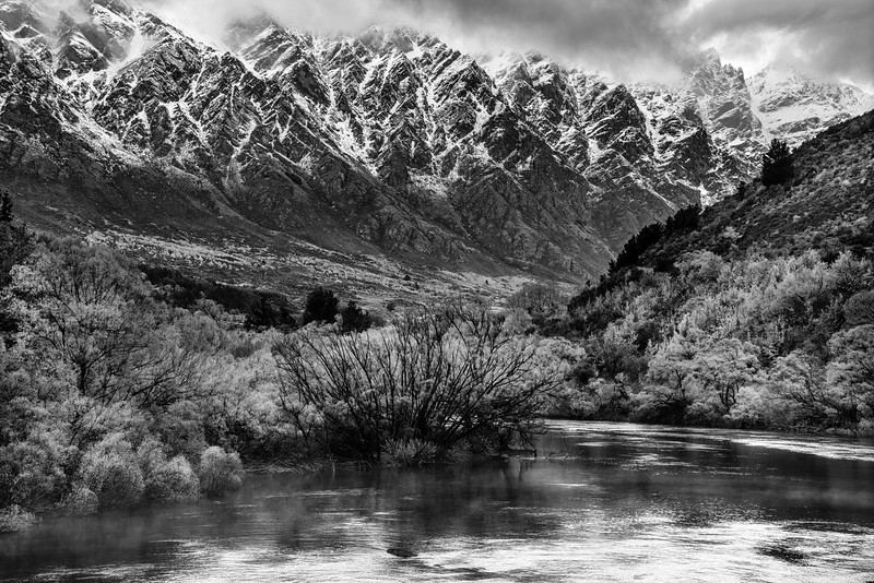 Snow Capped Remarkables