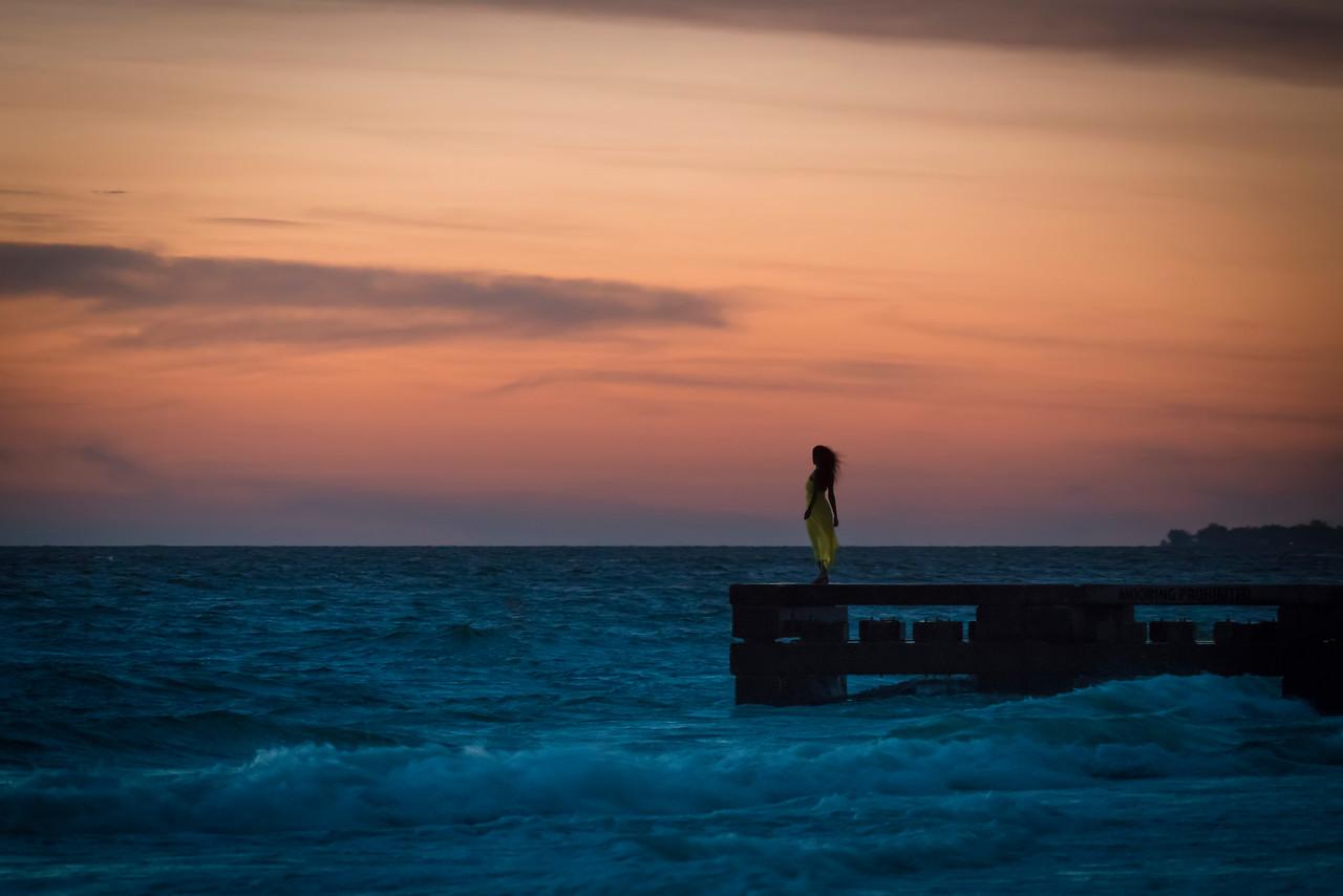 Beyond the Shoreline