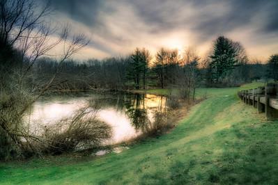 East Granby Pond