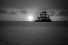 Tugboat Sunset