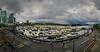 Panorama of Coal Harbour