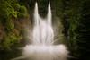 Fountain at Butchart Gardens