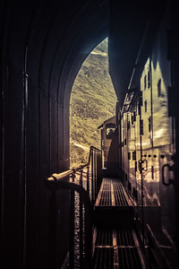 Train to Anchorage