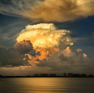 Summer Thunder Cloud