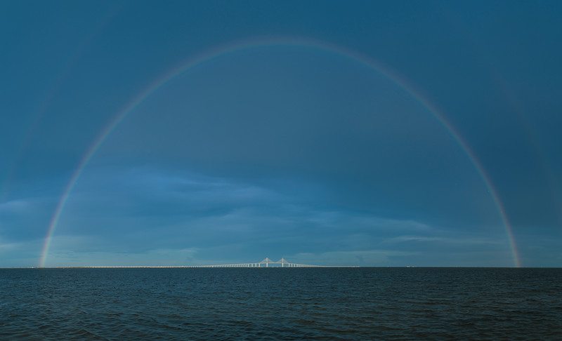 Skyway Rainbow