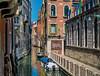 Impression of a Random Canal