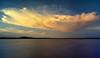 Cloud Over Water