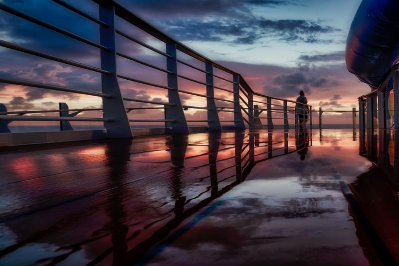 Dawn on Deck