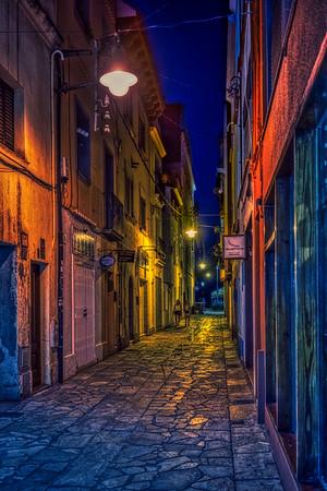 Lloret de Mar Night Scenes 4