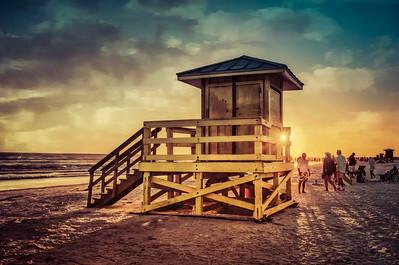 Portable Lifeguard Stands