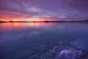 Lake Pleasant Sunset