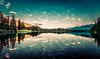 Lake Beauvert Jasper