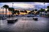 Board Park at Sunrise