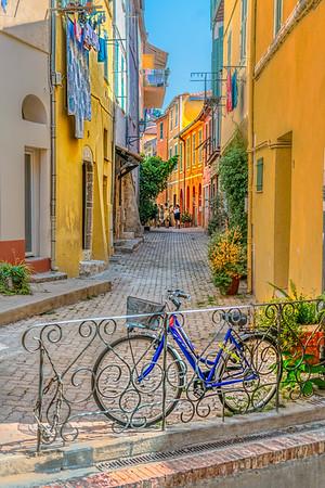 Streets of Nice