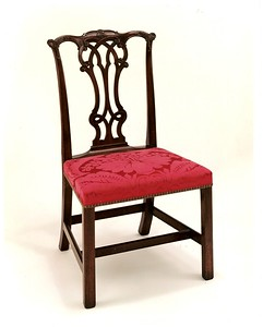 English style chair