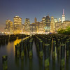 Skyline of Manhatten Newyork