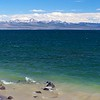 Yellowstone Lake Beach Front