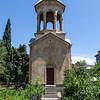 TBILISI. KASHVETI CHURCH OF SAINT GEORGE.