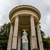Venus tempel in the park of Linderhof palace in Bavaria, Germany, Europe