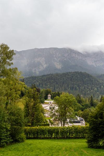 Linderhof Palace , Bavaria, Germany, Europe