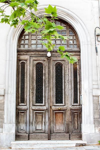 ATHENS. DOOR.