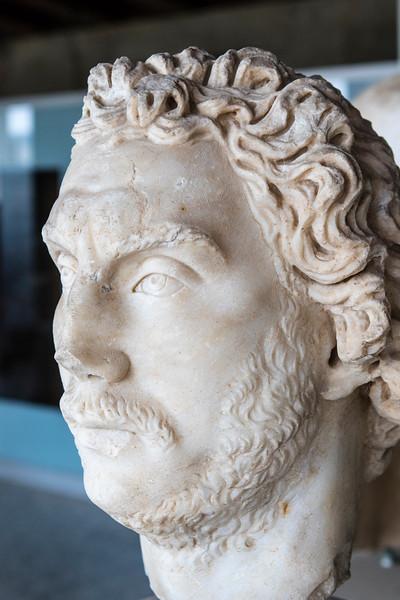 ATHENS. ANCIENT AGORA. GREECE.
