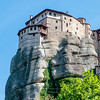 METEORA. CENTRAL GREECE.