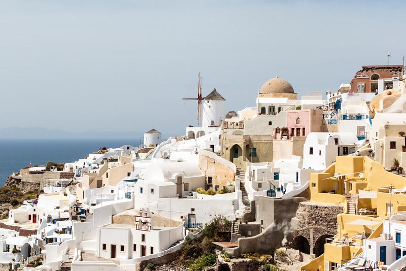 OIA. SANTORINI. GREECE.