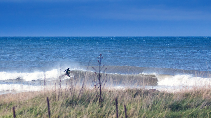 Surf à Sainte-Flavie