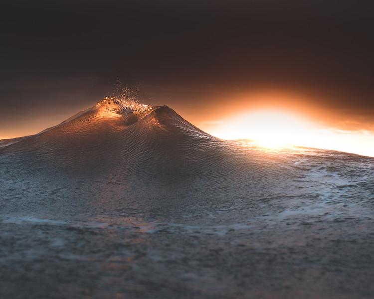 Volcan marin