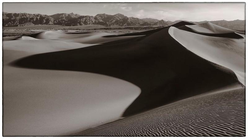 Death Valley Sand Dunes