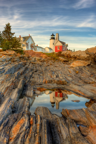 Maine Coast Lighthouse