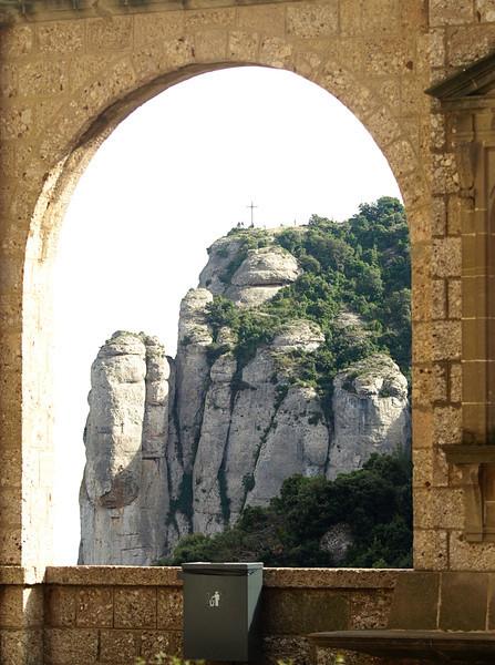 Montserrat Arch  Order Code: A39