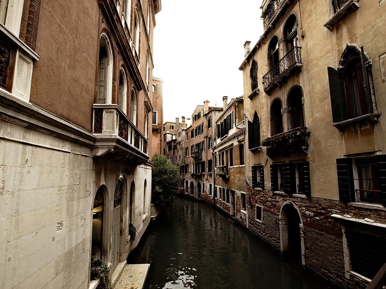 Inner Canal of Venice  Order Code: B43