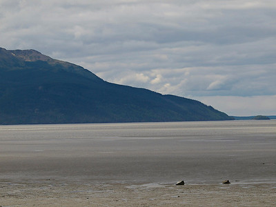 Turnagain Arm - Anchorage, Alaska  By Valerie Mellema  Order Code: C16