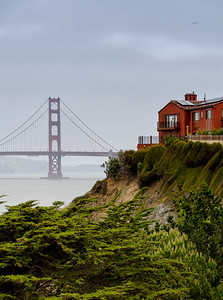 Red House and the Golden Gate