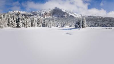 Silver Lake Winter