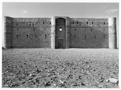 Qasr Al-Kharana desert castle, Azraq