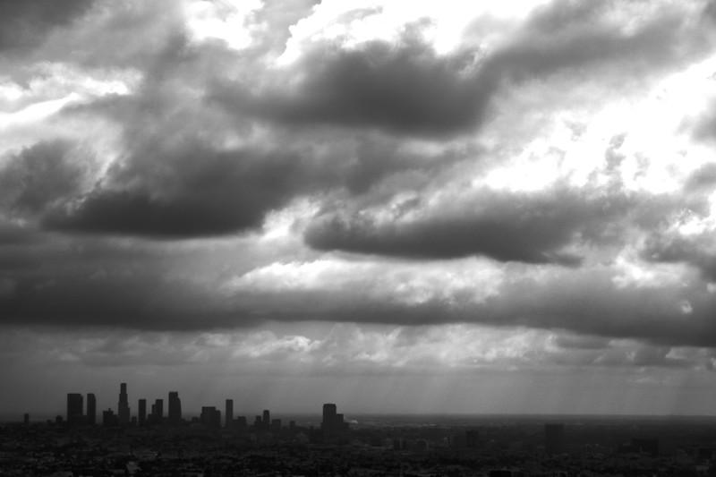 Clouds Over LA