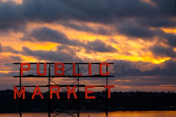Public Sunset