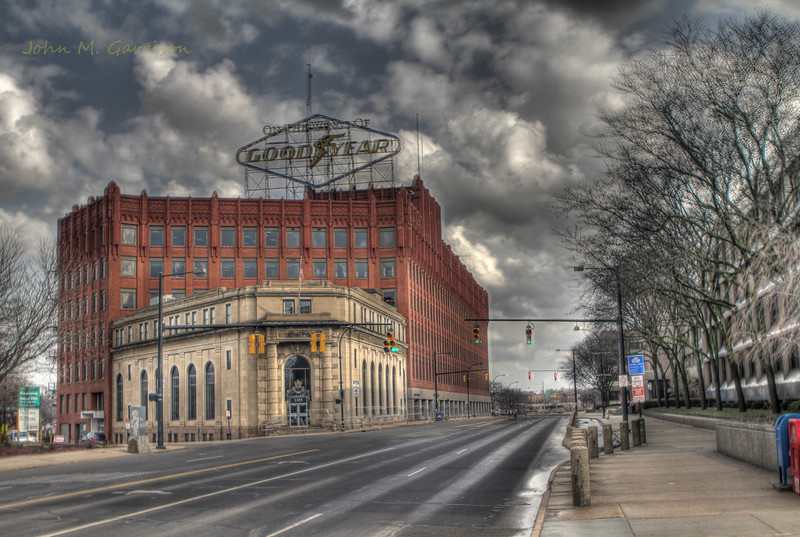 The Goodyear Tire And Rubber Company - Akron, OH