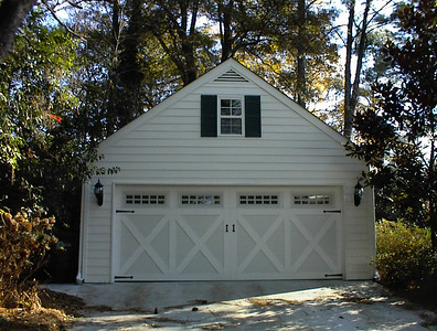 Garages, Carports, Porticos, and Other Structures