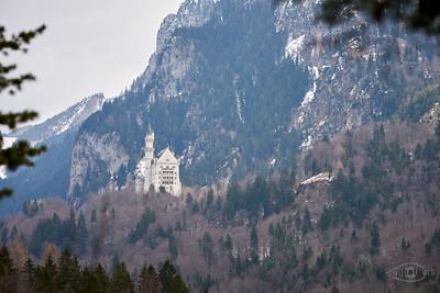 Neuschwanstein, Bayern, Deutschland